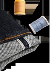 Dloop Jeans Fit 79 Raw Indigo jean